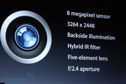 img01651 500x333 Le bilan du keynote : iPhone 5, iOS 6, iPod et iTunes 11 [MAJ]