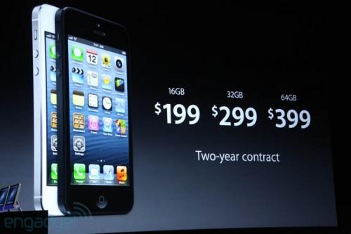 img0345 500x333 Le bilan du keynote : iPhone 5, iOS 6, iPod et iTunes 11 [MAJ]