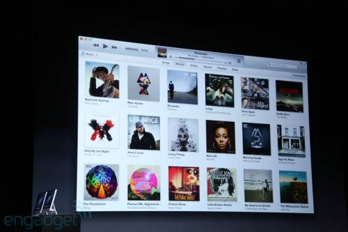 img0392 500x333 Le bilan du keynote : iPhone 5, iOS 6, iPod et iTunes 11 [MAJ]
