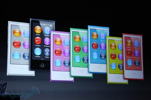 img0465 500x333 Le bilan du keynote : iPhone 5, iOS 6, iPod et iTunes 11 [MAJ]