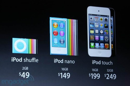 img0621 500x333 Le bilan du keynote : iPhone 5, iOS 6, iPod et iTunes 11 [MAJ]