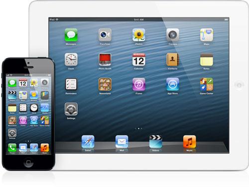 ios 6 iOS 6 disponible au téléchargement [MAJ]