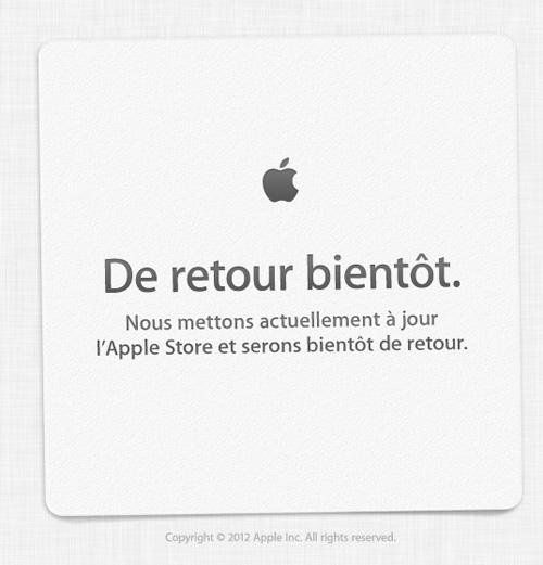 iphne5 Brève   iPhone 5 : Apple Store fermé ! [MAJ]