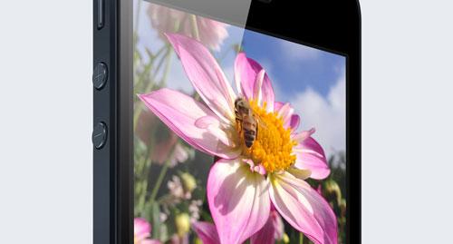 iphone 5 ecran retina Apple préparerait un iPhone avec un écran 4,8 pouces