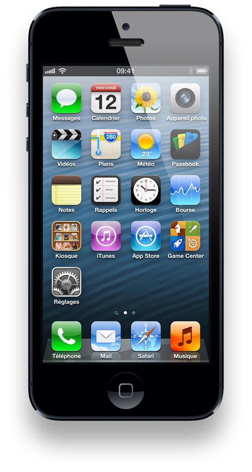 iphone5 CONCOURS : un iPhone 5 16Gb à gagner [RÉSULTAT]