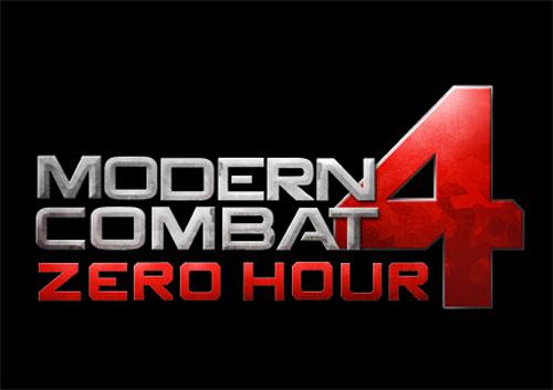 mc4 Modern Combat 4 : Zero Hour, une première vidéo