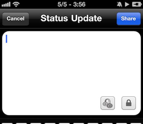 nowplaying Cydia : NowPlaying For Facebook passe en version 2.0 3