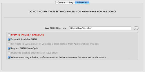 tinyumbrella advanced ios 6 downgrade Downgrade iOS 6 vers iOS 5.1.1 avec Redsn0w et TinyUmbrella [TUTO]