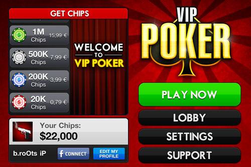 vip poker 02 VIP Poker : Mesurez vous à des milliers de joueurs