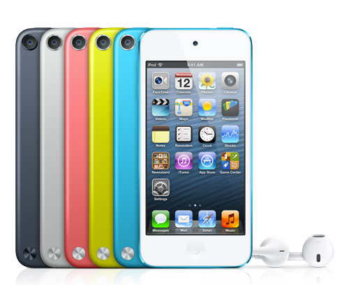 2012 ipodtouch gallery1 Le nouvel iPod Touch disponible en commande sur lApple Store