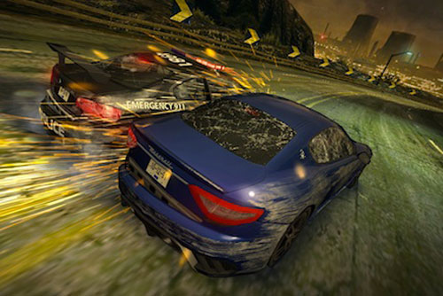 Need For Speed Most Wanted iPhone iPad Android EA Mobile 02 Need For Speed : Most Wanted se dévoile en vidéo