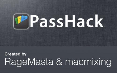 PassHack Masquer les icônes des applications natives sous iOS 6 sans jailbreak