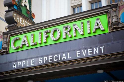 apple special event Le bilan du keynote : iPad Mini, iPad 4ème génération et iMac