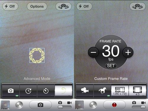 cameratweak Cydia : CameraTweak passe en version 0.31