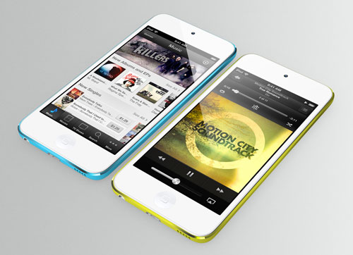 canvas Le nouvel iPod Touch disponible en commande sur lApple Store