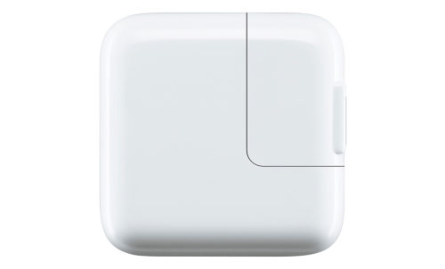 chargeur 12w iphone ipad Le nouveau chargeur 12W pour iPhone et iPad charge plus vite