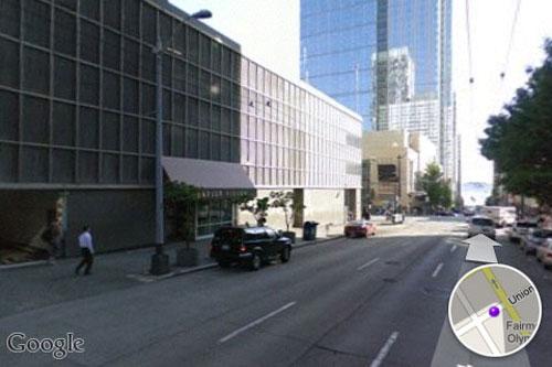 googlestreetview Google Street View disponible sur mobile