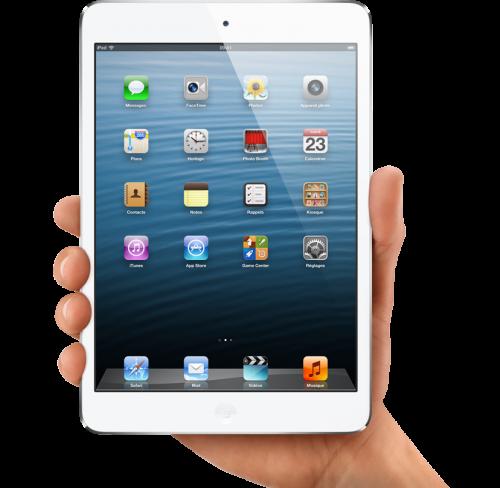 hero 500x488 Le bilan du keynote : iPad Mini, iPad 4ème génération et iMac