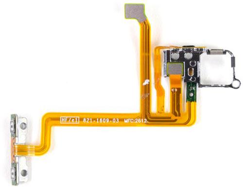 ifixit1 Des photos osées du nouvel iPod Touch 5G