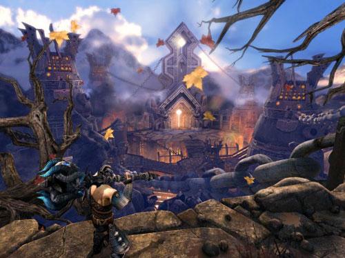 infinity blade dungeons Infinity Blade: Dungeons pas avant 2013