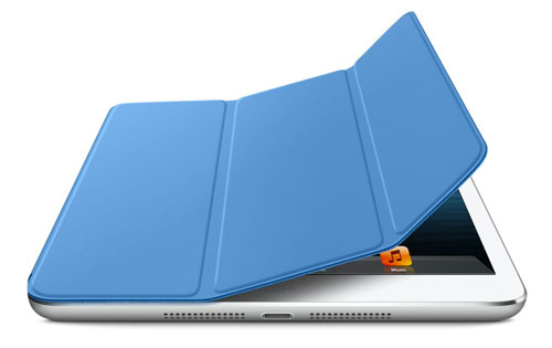 ipad mini commande smart cover LiOS 6 pour iPad mini et iPad 4 déjà disponible