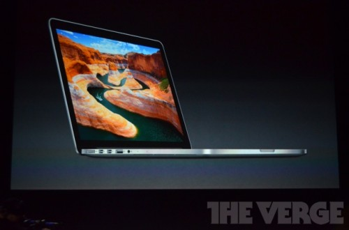 ipadmini 0156 500x330 Le bilan du keynote : iPad Mini, iPad 4ème génération et iMac