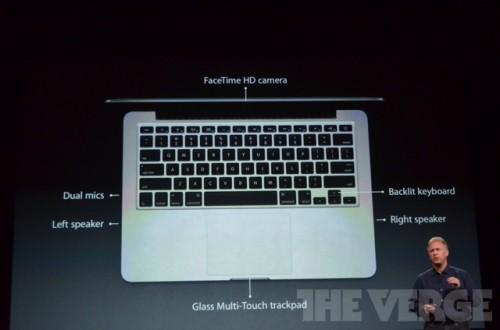 ipadmini 0197 500x330 Le bilan du keynote : iPad Mini, iPad 4ème génération et iMac