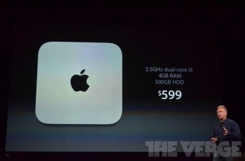 ipadmini 0256 500x330 Le bilan du keynote : iPad Mini, iPad 4ème génération et iMac