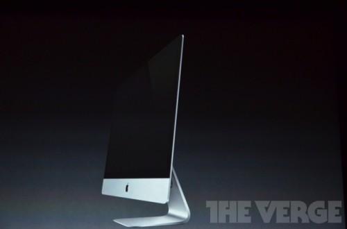 ipadmini 0279 500x330 Le bilan du keynote : iPad Mini, iPad 4ème génération et iMac