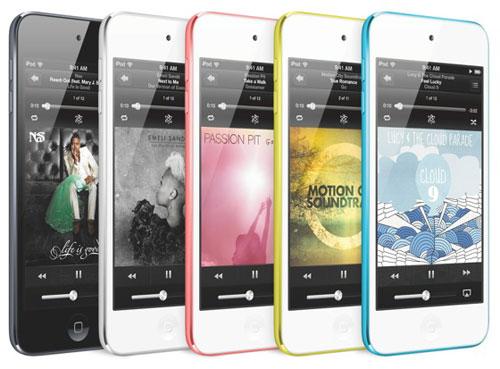 itouch3 Vitesse de démarrage : iPod Touch 5G vs iPod Touch 4G