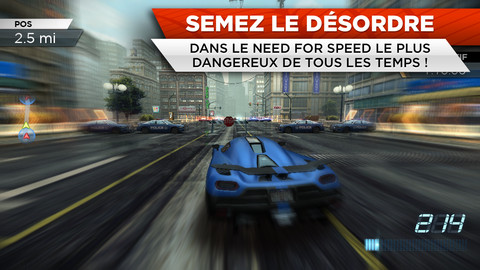 mzl.hnovptbc.320x480 75 Need For Speed : Most Wanted disponible sur lApp Store