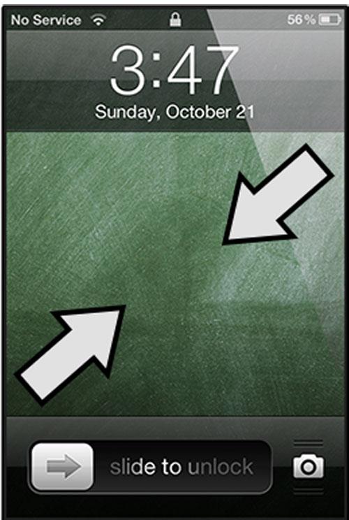 pinch Cydia : déverrouillez votre appareil avec deux doigts avec pinch to unlock