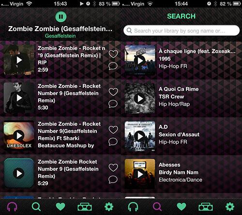 remixes app 02 LApp Gratuite du Jour : Remixes