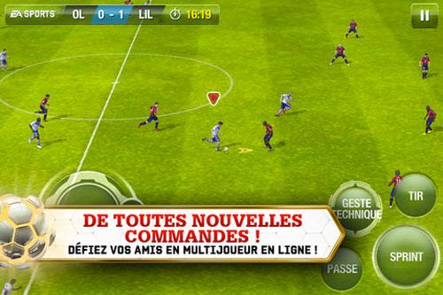 1250427 fifa 13 iphone FIFA 13 en promotion pour une courte durée