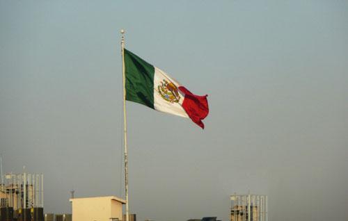 2032 Drapeau mexicain Mexico Le nom iPhone interdit au Mexique