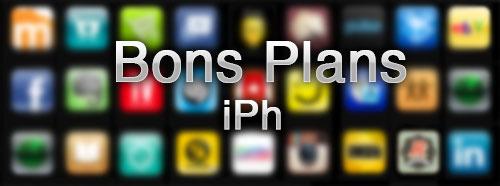 Bons Plans iPh Bons Plans App Store du Lundi 24 Décembre 2012