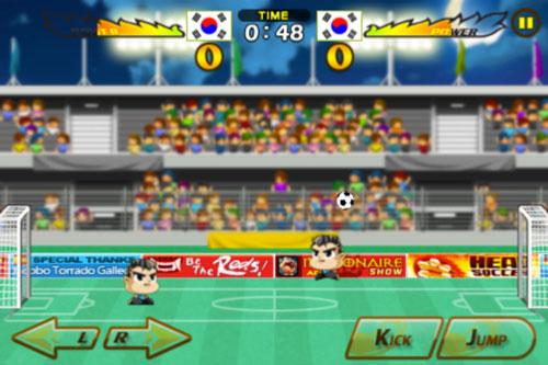 HS2 LApp gratuite du jour : Head Soccer
