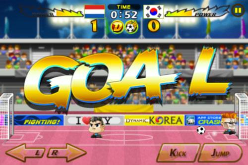 HS4 LApp gratuite du jour : Head Soccer