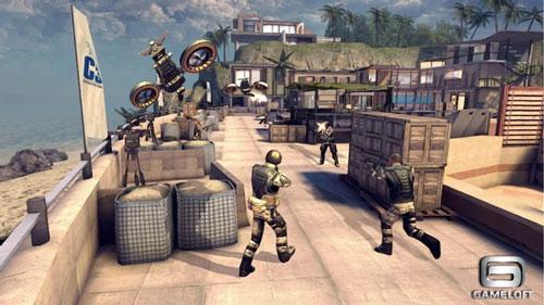 ModernCombat De nouvelles photos et une vidéo pour Modern Combat 4 : Zero Hour