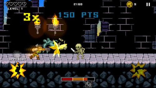 Monster Quest1 LApp gratuite du jour : Punch Quest