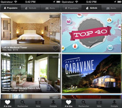 airbnb1 LApp gratuite du jour : Airbnb