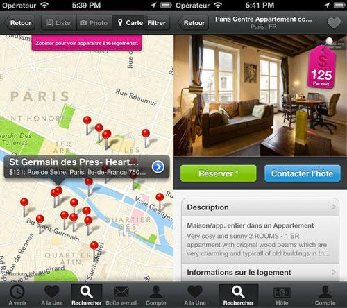 airbnb2 LApp gratuite du jour : Airbnb