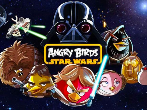 angry Angry Birds Star Wars est disponible au téléchargement
