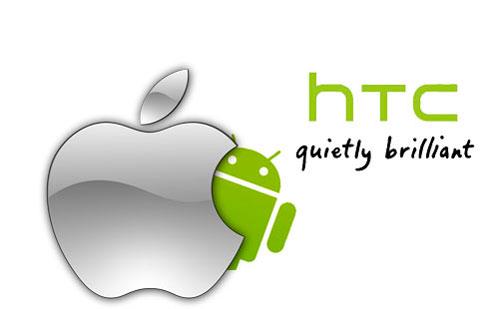 apple htc Laccord entre Apple et HTC rendu publique
