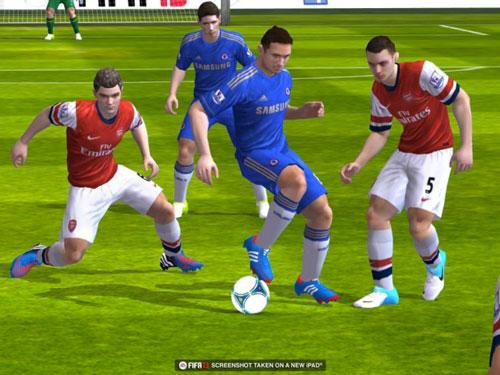 fifa 13 ios 1024x768 650x487 FIFA 13 en promotion pour une courte durée