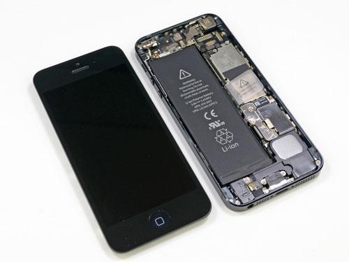 iphone5batterie Apple change de fournisseur de batterie