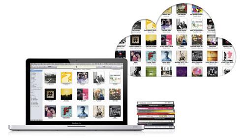 itunescloud Un premier anniversaire pour iTunes Match