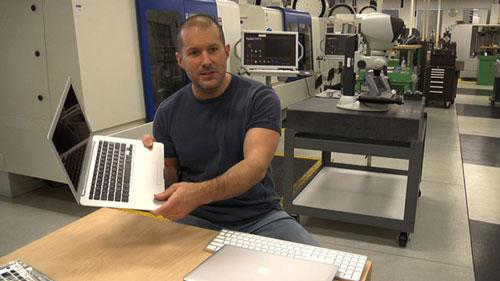 johnatan ive Apple ajoute 1 milliard de dollars à sa R&D