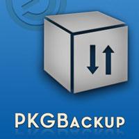 pkgbackup logo Les mises à jour Cydia pour liOS 6.1   seconde édition