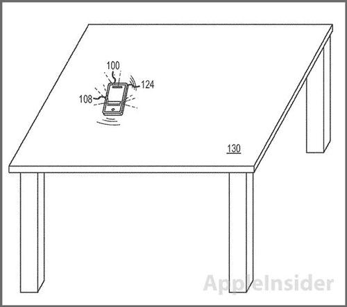 suppresion bruit vibreur Apple réfléchit à une manière de supprimer le son du vibreur